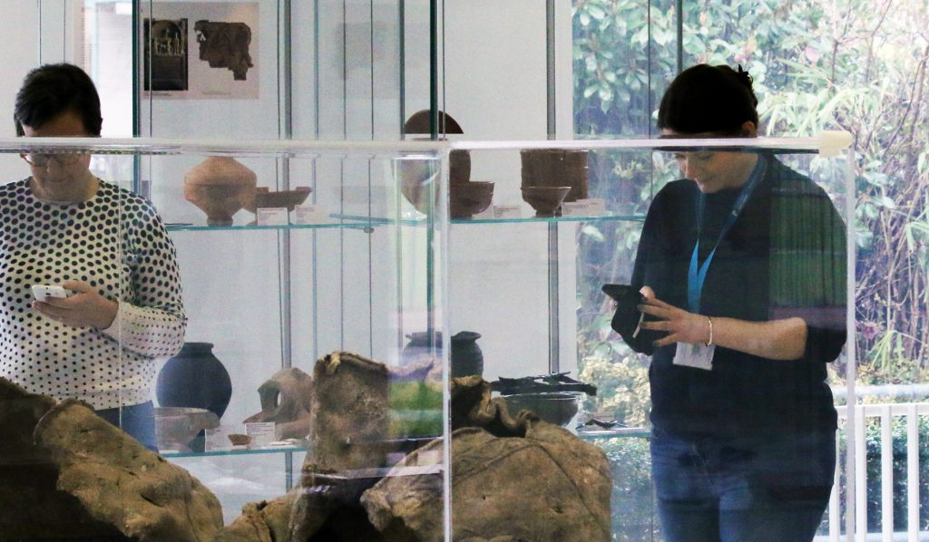 Case Study: Gift at UoN Museum of Archaeology