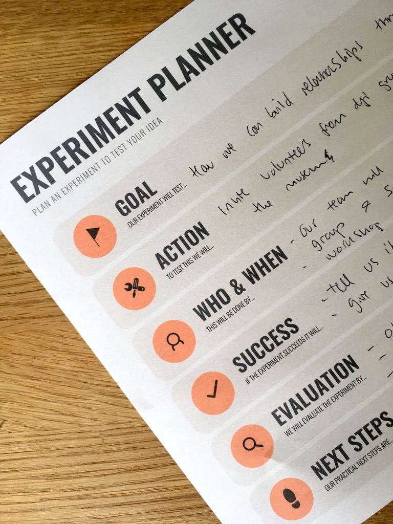 The Experiment Planner